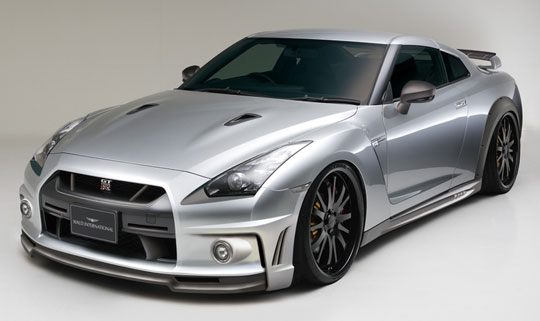 nissan performance gtr tuning